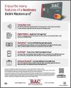 Product Sheet - Business Debit Card