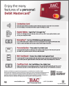Product Sheet - Personal Debit Card