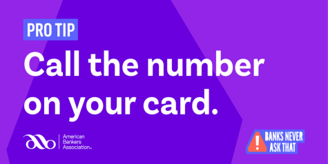 Pro Tip. Call the number on your card.