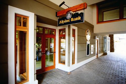 Alpine Bank Copper Mountain