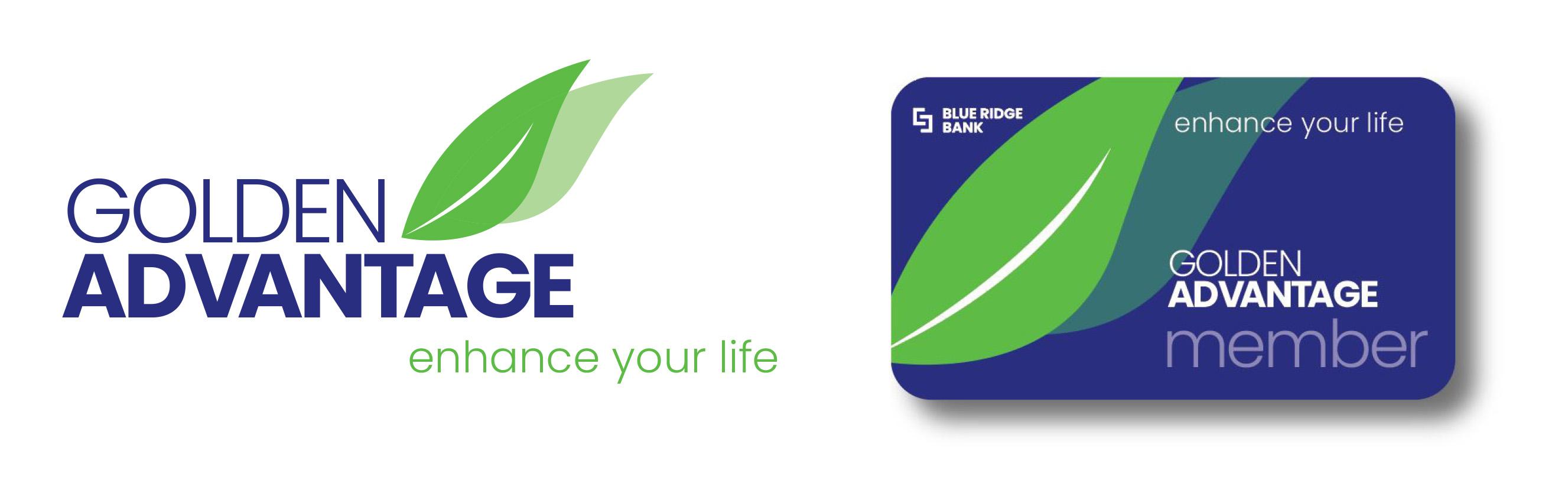 Golden Advantage Logo and Membership Card