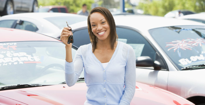 Auto Buying Assistance
