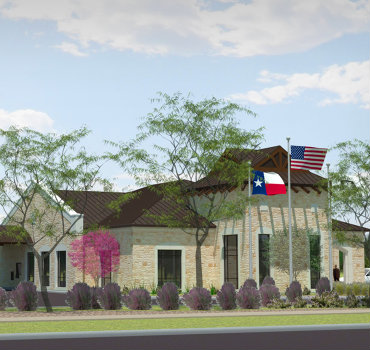 Centennial BANK Breaks Ground on New, Full-Service Boerne Banking Center