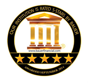 Centennial Bank Announces Five-Star Rating!