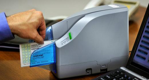 Business Remote Deposit