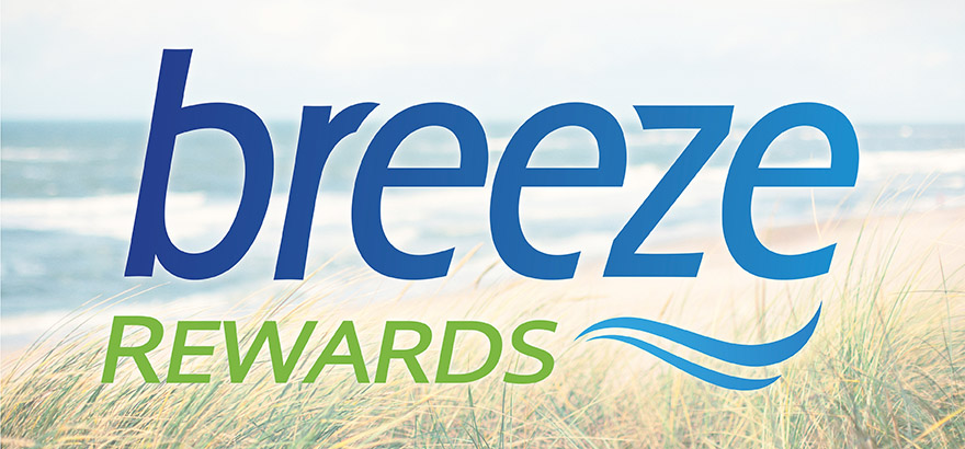 breeze rewards banking