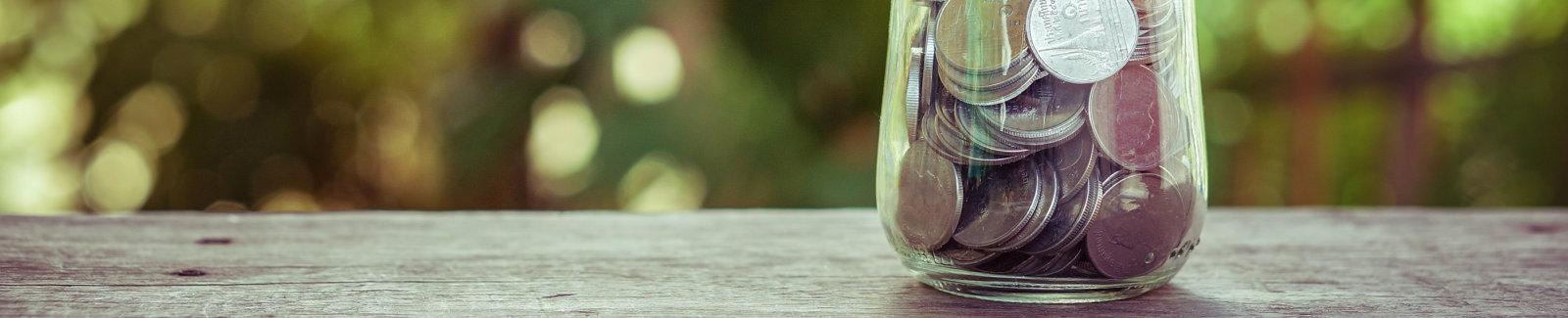 Change Jar Savings Program