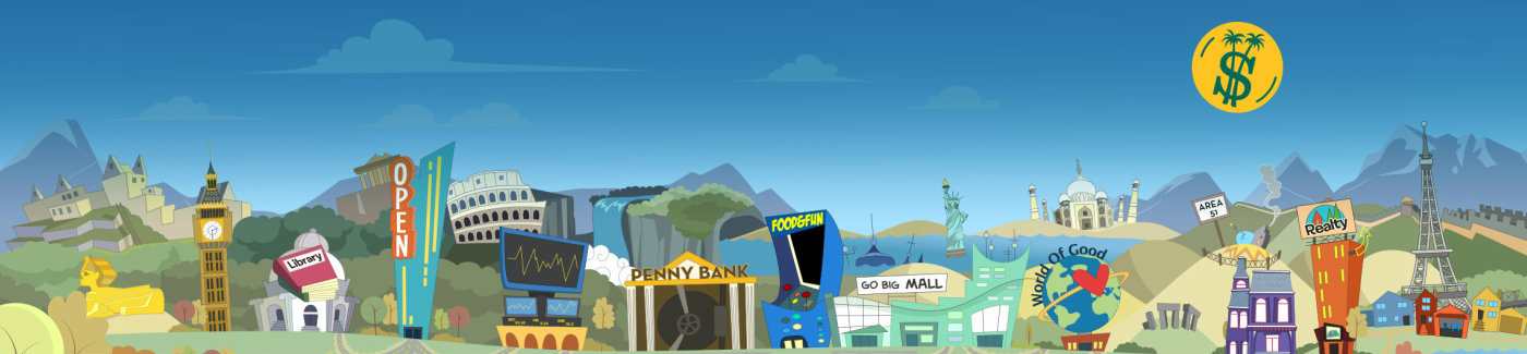 MoneyIsland (For Kids)