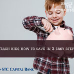 Three Easy Ways to Teach Your Kids to Save