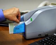 Business Check Deposit
