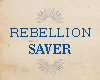 Rebellion Saver