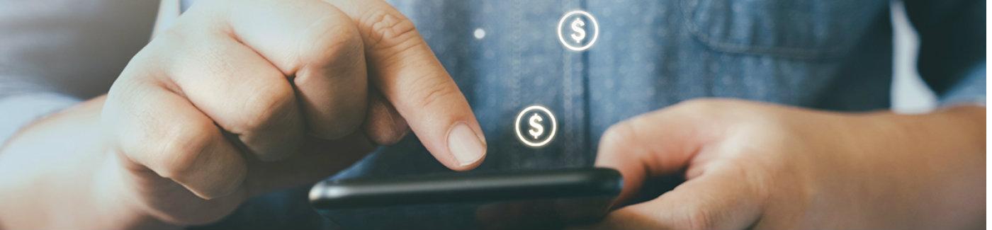 Brella Debit Card App or Online Banking Card Control