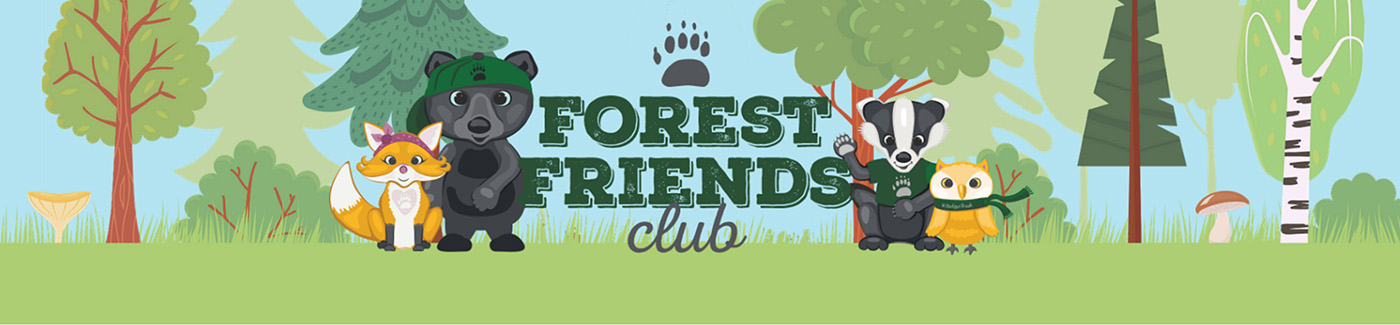 Forest Friends Club