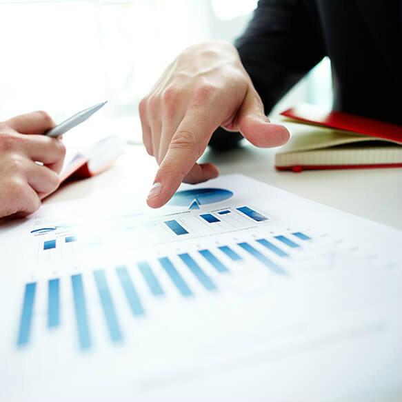 Servicios financieros para los socios