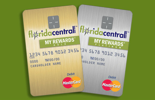Debit Cards | floridacentral Credit Union | Clearwater, FL