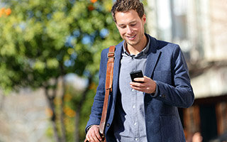 Mobile Banking with Mobile Deposit