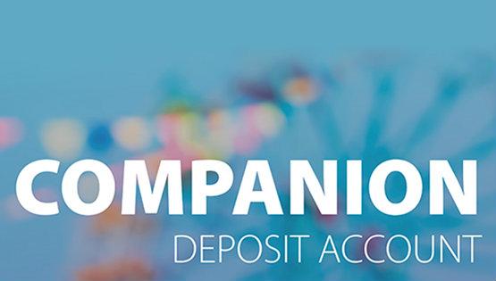 Companion Deposit