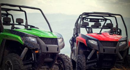 ATVs, Snowmachines, & More
