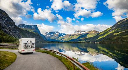 RV, Travel Trailer, & Camper