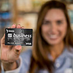 Business Share Pledge Visa