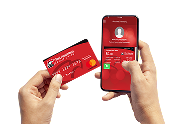 First American Cards App