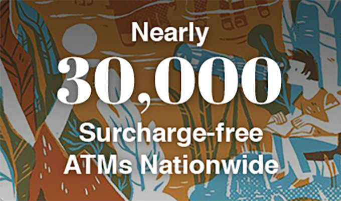 Surcharge-free ATM Network