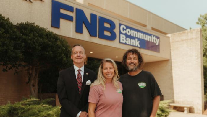 Business Banking at FNB: Herman's Plumbing