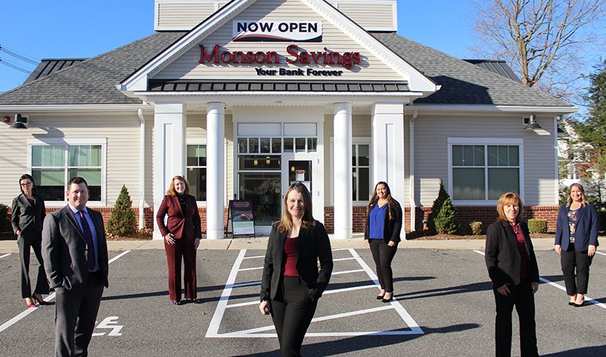 Monson Savings Bank Expands, Bringing Back Community Banking with New East Longmeadow Branch