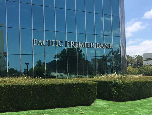 Image of Pacific Premier Bancorp Ranked 3rd Best Performing Regional Bank by S&P Global Market Intelligence