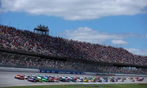 YellaWood 500 NASCAR Playoffs Weekend