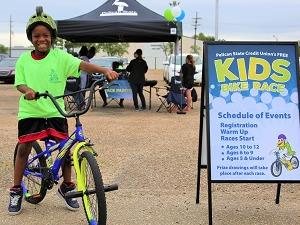 Free Kids Bike Race in Denham Springs