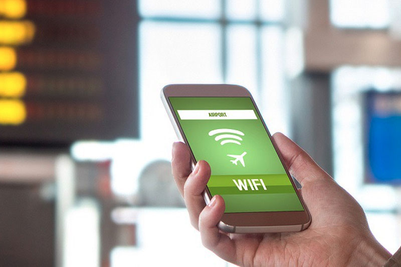 Using Airport Wi-Fi May Take You For An Unexpected Ride