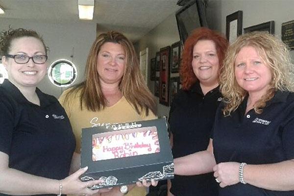 Birthday Cake Contest
