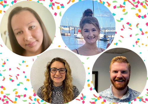 New Hires and Promotions