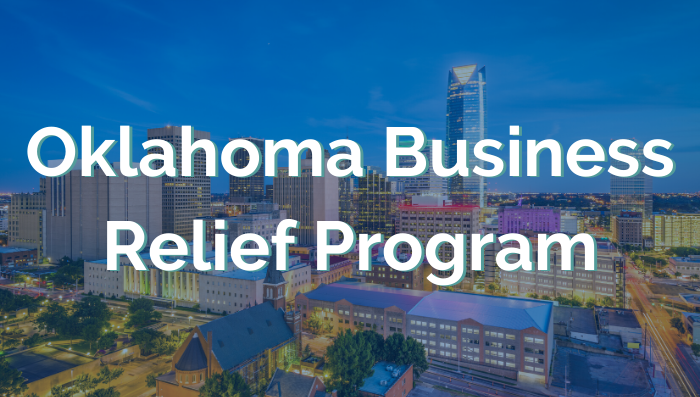Oklahoma Business Relief Program