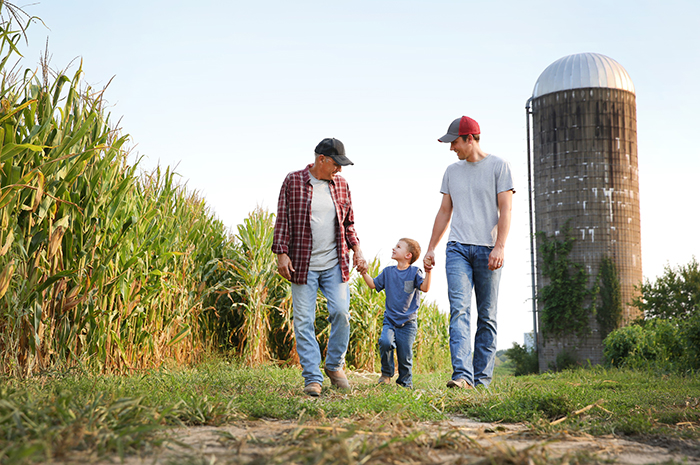 A successful hand-off: Have you started thinking about your farm's succession plan?