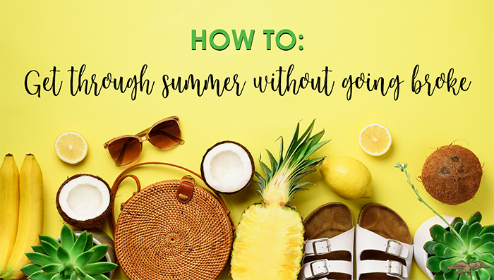 3 Easy Summer Money Tips