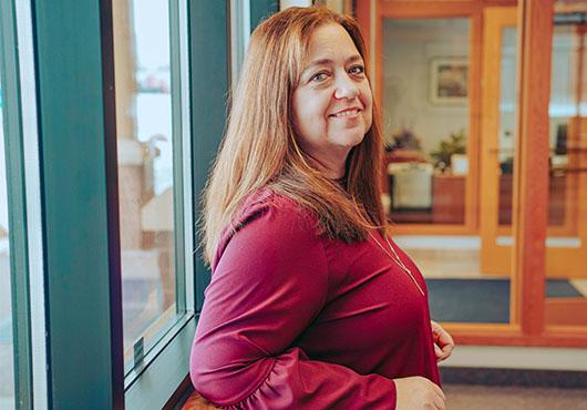 Melissa Fashant