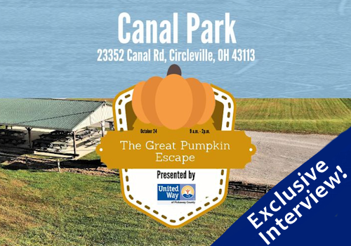 The Great Pumpkin Escape: Exclusive Interview with Pickaway United Way