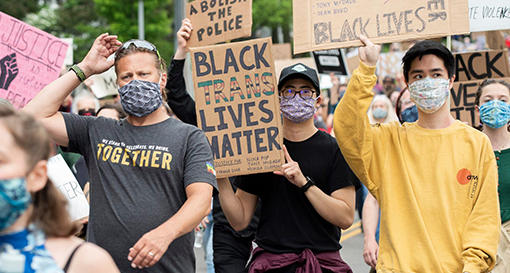 """""""A Pandemic Upon a Pandemic:"""" A Statement on Black Lives Matter"""