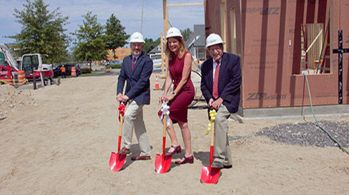 Following recent merger, Infinity FCU to host groundbreaking for new branch
