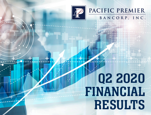 Image of Pacific Premier Bancorp, Inc. Announces Second Quarter 2020 Results