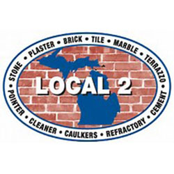 Bricklayers Local 2 Logo
