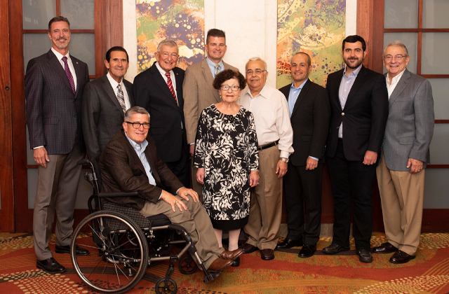 Local Phoenicia Specialty Foods founders honored with Howard O. Payne Award