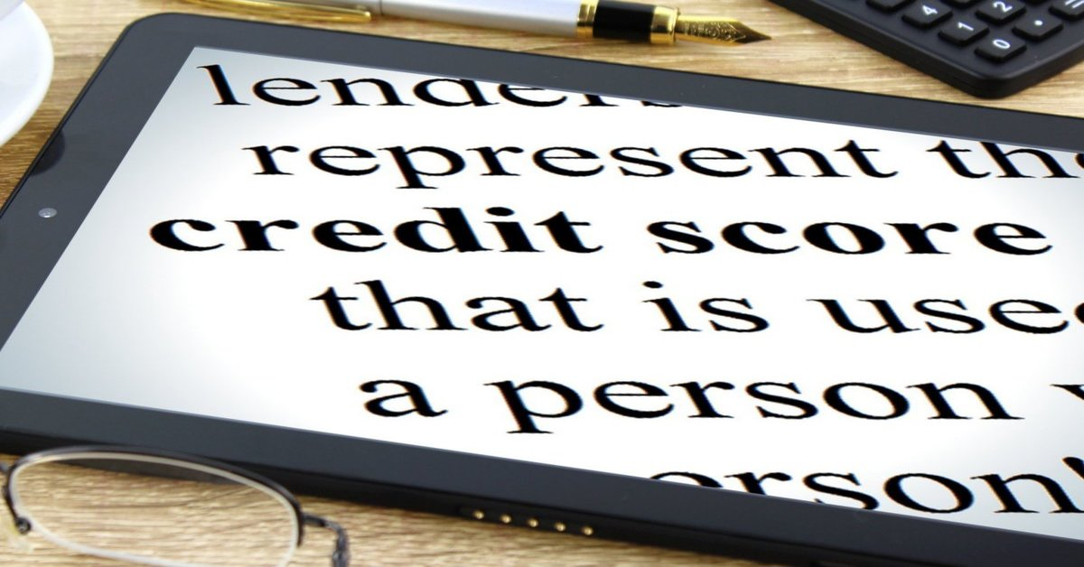 Credit and Credit Scores