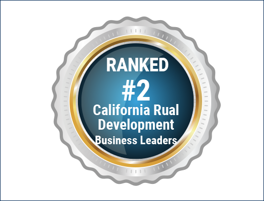 Image of Pacific Premier Ranked #2 Among All California Rural Development Business Lenders