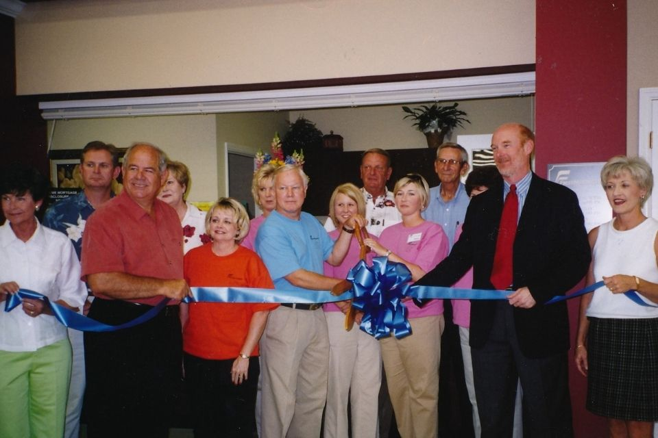 Image illustrating Lexington branch opened