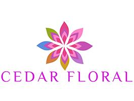 Cedar Floral logo