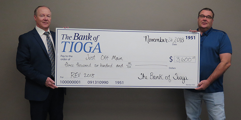 The Bank of Tioga accepting applications for annual REV business pitch competition