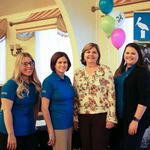 Pelican State CU Celebrates Lafayette Community